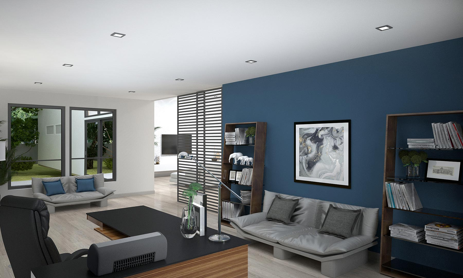 Interior Design packages help make the most of your purchases.