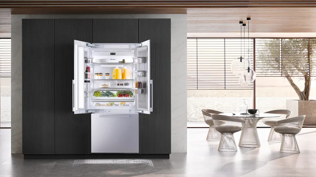 $500 off select Miele Refrigeration